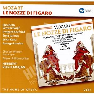Karajan, Schwarzkopf, Kunz, Seefried, - Le Nozze Di Figaro (2CD) od 16,29 €