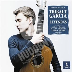 Thibaut Garcia - Leyendas od 15,89 €