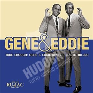 Gene and Eddie, Sir Joe at Ru-J - True Enough od 16,39 €