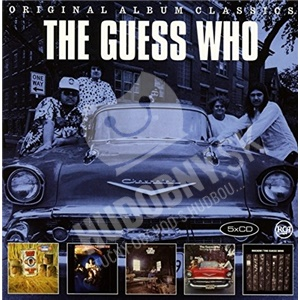 The Guess Who - Original Album Classics (5CD) od 14,89 €