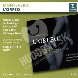 Emmanuelle Haim,  Ian Bostridge, Natalie Dessay, - L'Orfeo (2CD) od 15,99 €