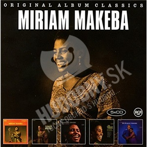 Miriam Makeba - Original Album Classics (5CD) od 15,09 €