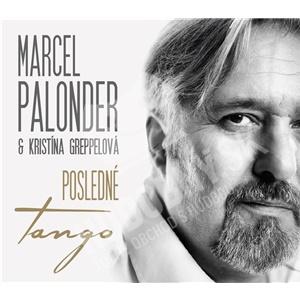 Marcel Palonder, Greppelová Kristína - Posledné tango od 9,79 €