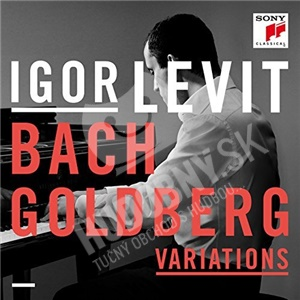 Igor Levit - Bach Goldberg Variations od 13,69 €