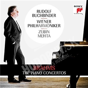 R. Buchinder, Wiener Philharmoniker, Johannes Brahms, Z. Mehta - Die Klavierkonzerte/ Piano Concertos (2CD) od 21,29 €