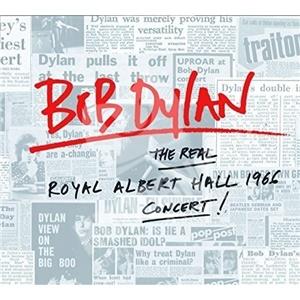 Bob Dylan - The Real Royal Albert Hall 1966 Concert (2CD) od 16,69 €
