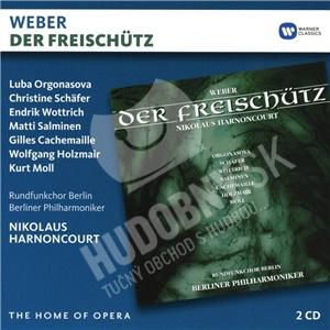 N. Harnoncourt, L. Organasova, C. Schäfer, Carl Maria von Weber - Der Freischütz (2CD) od 16,39 €