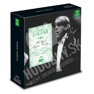 Armin Jordan - The French symphonic Recordings (13CD) od 31,99 €
