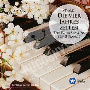 Ferhan Önder, Ferzan Önder, Antonio Vivaldi - Die 4 Jahreszeiten - Vivaldi For 2 Pianos od 6,99 €