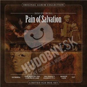 Pain of Salvation - Original Album Collection: Discovering Pain of Salvation (Limited 5CD Edition) od 24,99 €