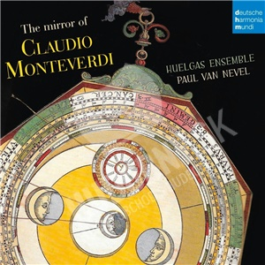Huelgas Ensemble - The Mirror of Claudio Monteverdi od 13,89 €