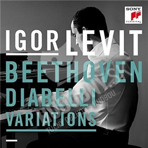 Igor Levit - Diabelli Variations od 13,69 €