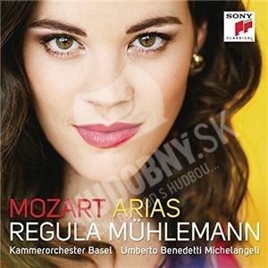 Regula Mühlemann, Regula Mühlemann , Wolfgang Amadeus Mozart - Mozart Arias od 13,69 €
