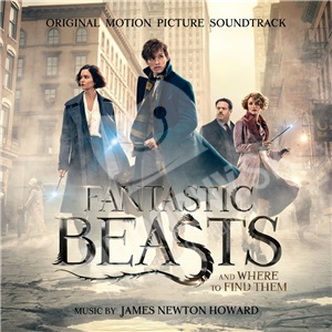 James Newton - Fantastic Beasts and where to find them (Original Motion Picture Soundtrack) od 13,89 €