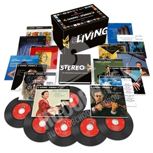 VAR - Living Stereo-The Remastered Collector's Edition (60CD) od 130,00 €