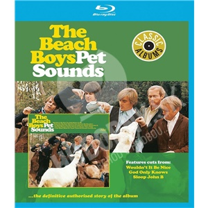 The Beach Boys - The Beach Boys - Pet Sounds (Bluray) od 2,00 €