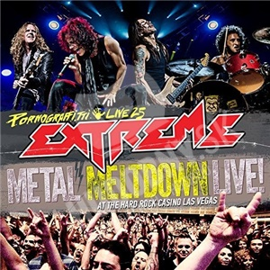 Extreme - Pornograffitti Live 25/Metal Meltdown (3x Bluray) od 17,69 €
