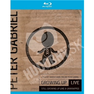 Peter Gabriel - Growing Up Live & Unwrapped (2x Bluray) od 23,99 €