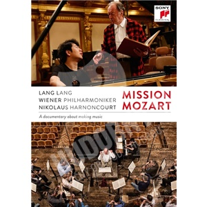 Lang Lang - Mission Mozart (Bluray) od 17,39 €
