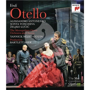 VAR - Verdi: Otello (Bluray) od 17,99 €