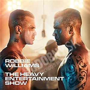 Robbie Williams - The Heavy Entertainment Show (Hardcover book CD+DVD) od 16,79 €