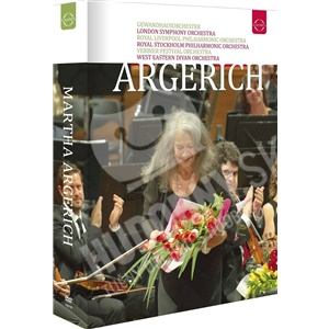 Martha Argerich - Euroarts - Argerich Anniversary compilation (7DVD) od 43,99 €