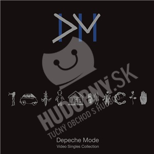 Depeche Mode - Video Singles Collection/ Newly restored versions of music videos (3DVD) od 32,99 €
