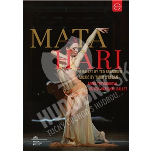Anna Tsygankova, Dutch ballet orchestra - Mata Hari - Ballett in two acts (DVD) od 17,69 €
