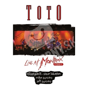 Toto - Live at Montreux 1991 (DVD) od 14,19 €
