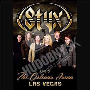 Styx - Live At The Orleans Arena Las Vegas (DVD) od 17,69 €