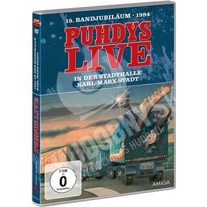 Puhdys - Die Jubiläumskonzerte (3DVD) od 21,79 €