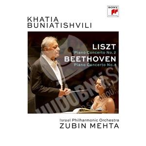 Khatia Buniatishvili - Liszt & Beethoven  Piano (DVD) od 15,99 €