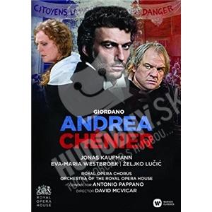 Kaufmann, Westbroeck, Zeljko, Pappano, Mcvicar - Andrea Chenier (DVD) od 18,79 €