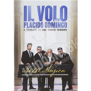 Il Volo Notte Magica - A Tribute to The Three Tenors (DVD) od 16,09 €