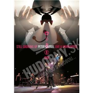 Peter Gabriel - Growing Up Live (2DVD) od 20,79 €