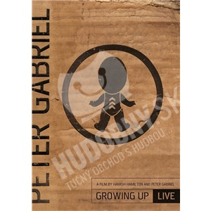 Peter Gabriel - Growing Up Live (DVD) od 18,29 €