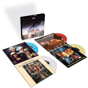 Abba - Arrival - the Singles (4x colored Vinyl) od 399,00 €