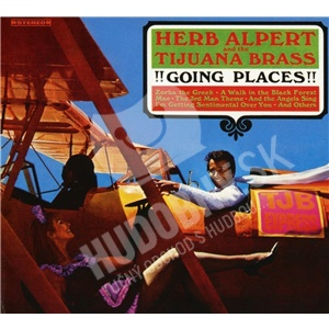 Herb Alpert & The Tijuana Brass - !!!Going Places!!! (Vinyl) od 20,79 €