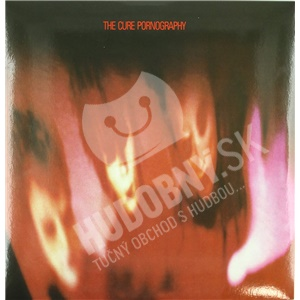 The Cure - Pornography (Vinyl) od 20,79 €