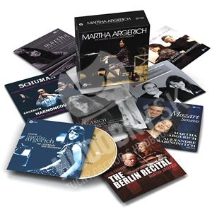 Martha Argerich - The Warner Classics Recordings(20CD) od 46,79 €