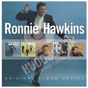 Ronnie Hawkins - Original album series (5CD) od 17,49 €