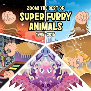 Super Furry Animals - Zoom! The Best Of 1995-2016 (2CD) od 13,19 €