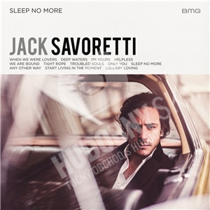 Jack Savoretti - Sleep No More od 15,09 €