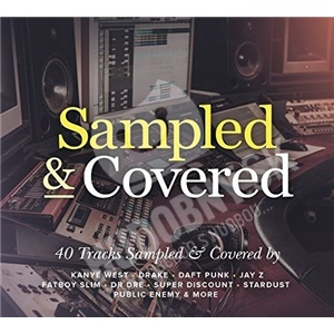 Sampled and Covered - Sampled and Covered (2CD) od 8,79 €