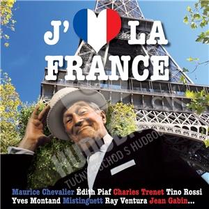 J'aime La France - J'aime La France (2CD) od 13,89 €