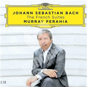 Murray Perahia - The French Suites  - complete Johann Sebastian Bach(2CD) od 21,79 €