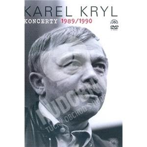 Karel Kryl - Koncerty 1989-1990 od 14,99 €