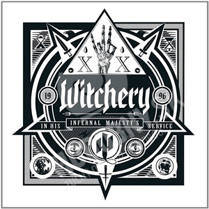 Witchery - In His infernal majesty's servis / Bonus tracks only on 1st person (Special edition) od 16,89 €