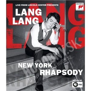 Lang Lang - New York Rhapsody/Live from Lincoln Centre (Bluray) od 18,89 €