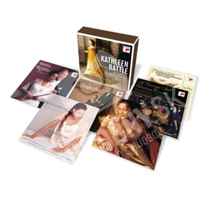 Kathleen Battle - The Complete Sony Recordings (10CD) od 31,59 €